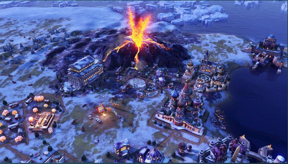 Sid Meier's Civilization VI Game PC Terbaik 2019