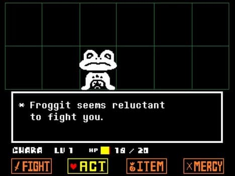 undertale-froggit