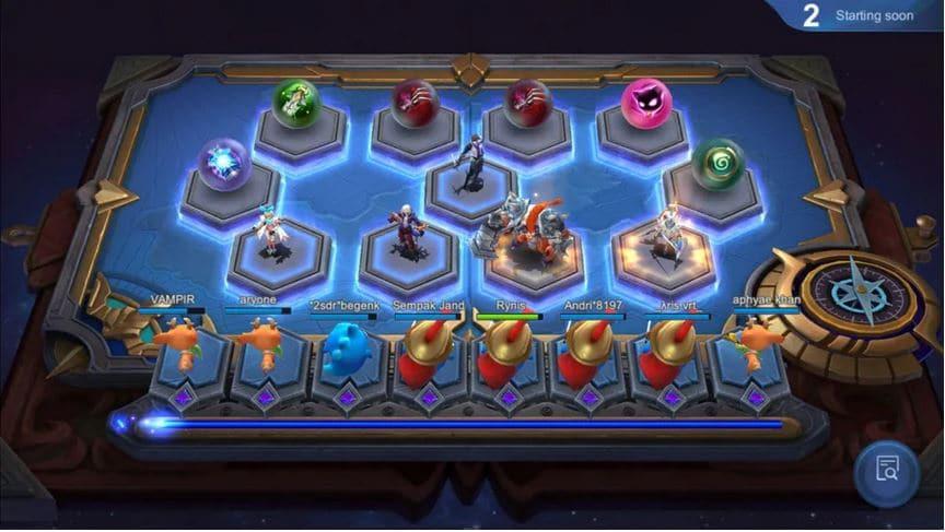 magic chess mode baru mobile legends