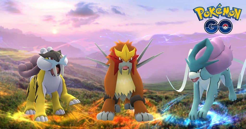 Pokemon Go Legednary Pokemon List
