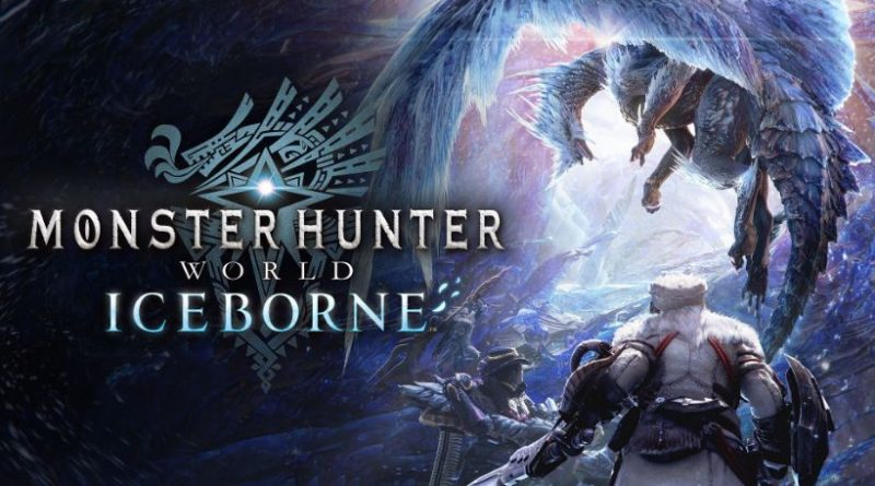 monster hunter iceborne