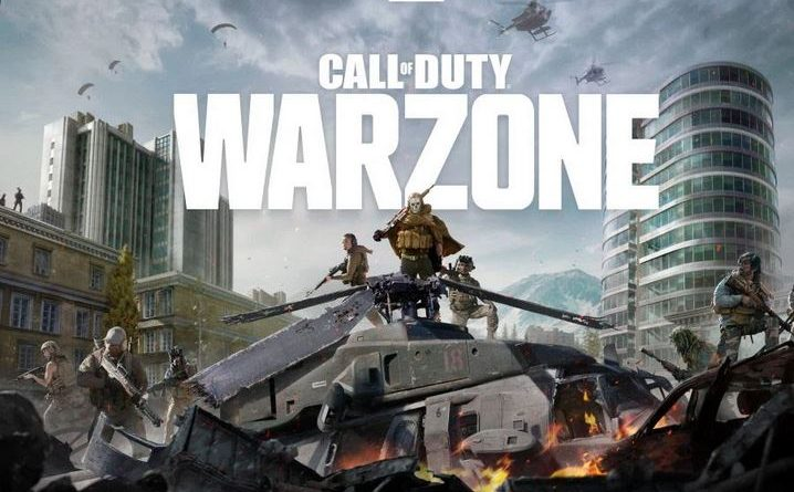 cara download call of duty warzone