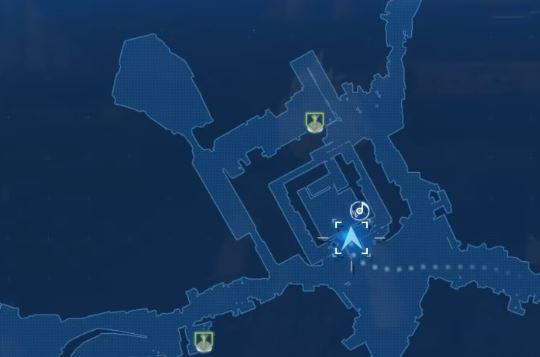 Final Fantasy 7 Lost Friends Cat 2 map
