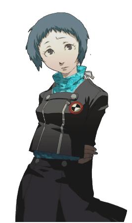 Persona 3 Fes Fuuka