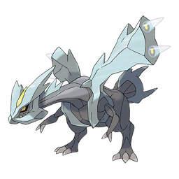 Legendary Pokemon Kyurem