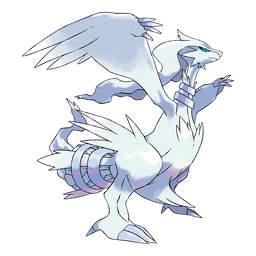 Legendary Pokemon Reshiram