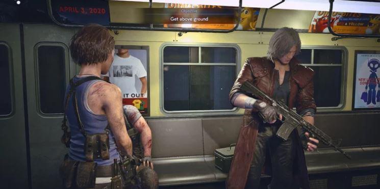 Resident Evil 3 Alternate Carlos Costumes