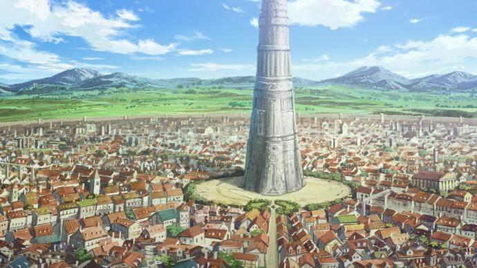Danmachi City of Orario