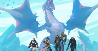 mmorpg dauntless