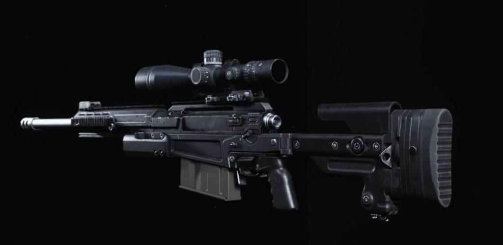 warzone ax-50