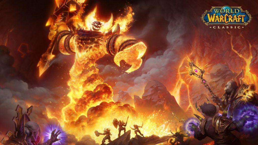 world of warcraft MMO