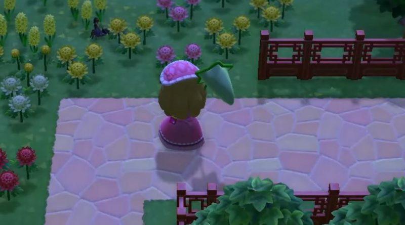 Animal Crossing Scorpion Island