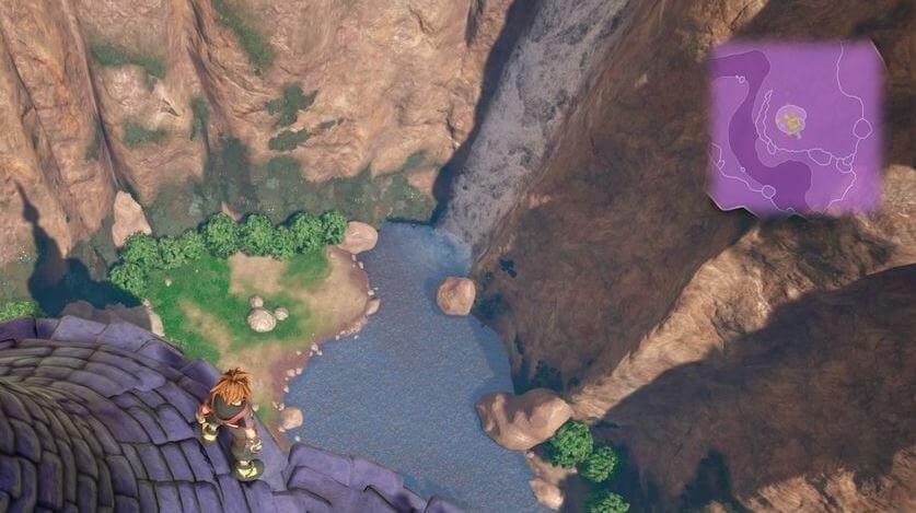 Kingdom Hearts 3 Lucky Emblem 1 - Toy Box