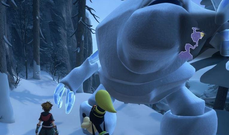 Kingdom Hearts 3 Lucky Emblem 1 - Arendelle