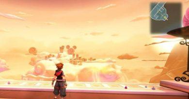 Kingdom Hearts 3 Lucky Emblem 12 - Olympus