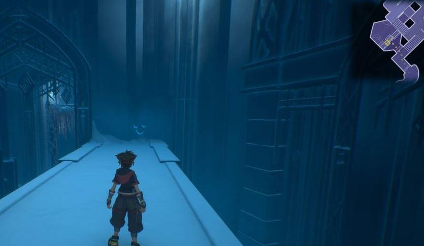 Kingdom Hearts 3 Lucky Emblem 2 - Arendelle
