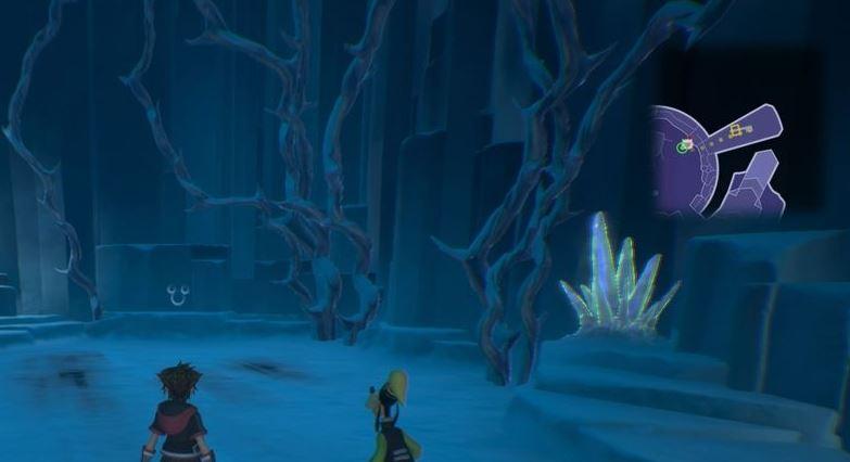 Kingdom Hearts 3 Lucky Emblem 3 - Arendelle