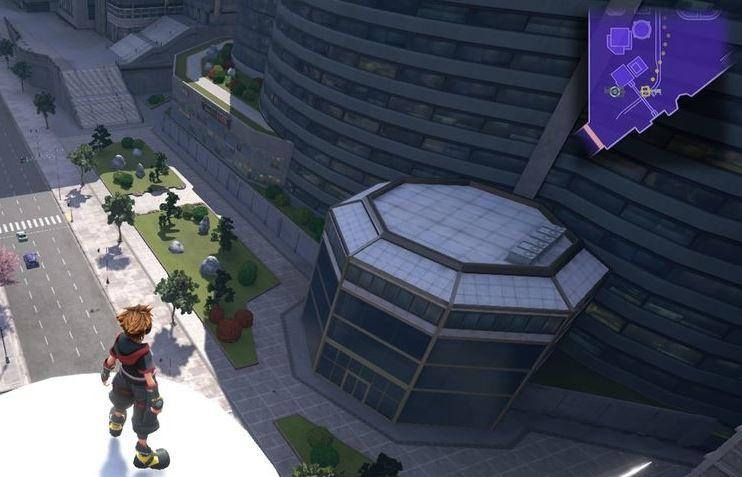 Kingdom Hearts 3 Lucky Emblem 2 - San Fransokyo