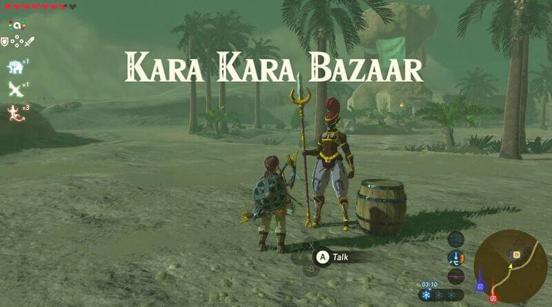 Kara Kara Bazaar