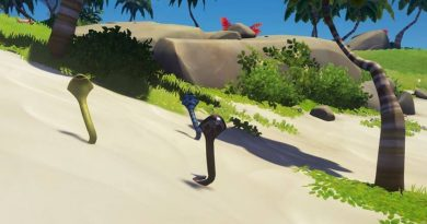 Lokasi Snake pada Sea of Thieves