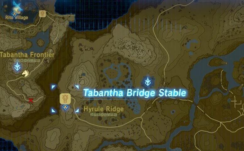 Tabantha Tower Zelda