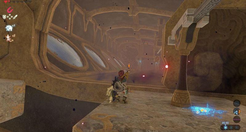 Vah Medoh Dungeon Terminal 1