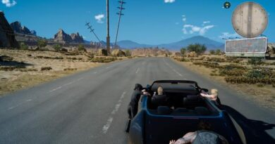 Final Fantasy 15 Chapter 1 Guide