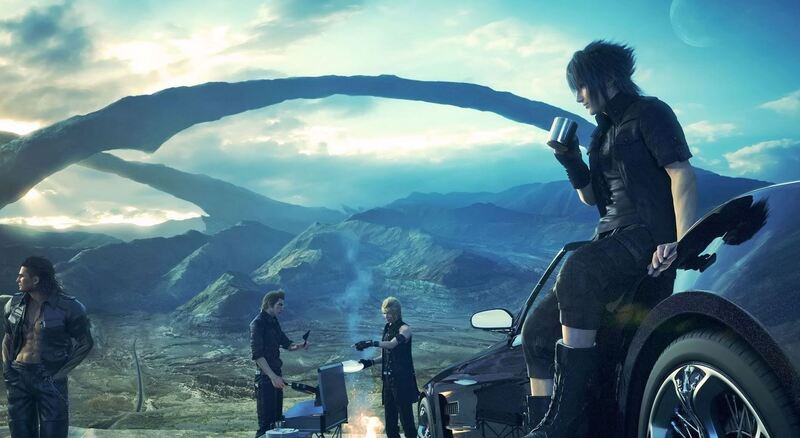 Final Fantasy XV Guide walktrhroough Final Fantasy 15 Walkthrough
