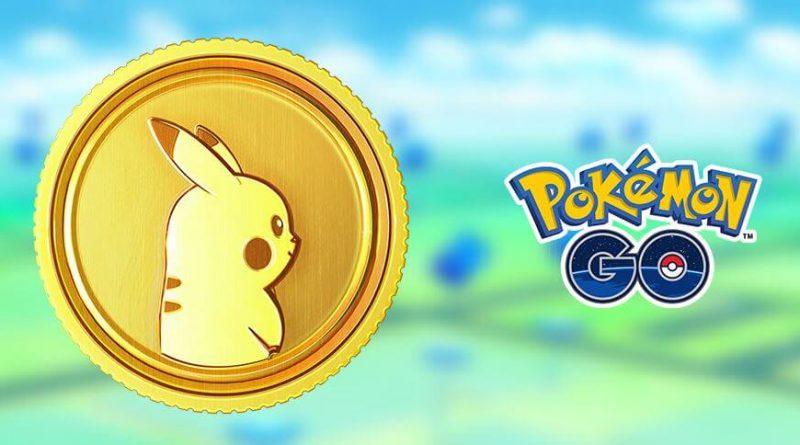 Pokemon Go Coins gratis
