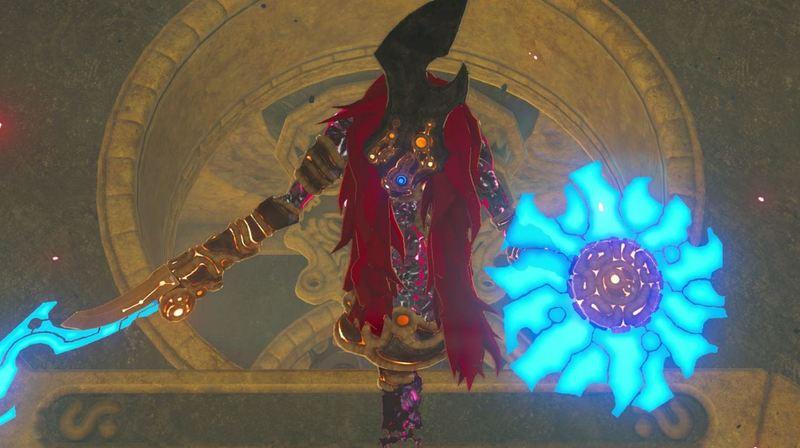 Thunderblight Ganon Guide Zelda