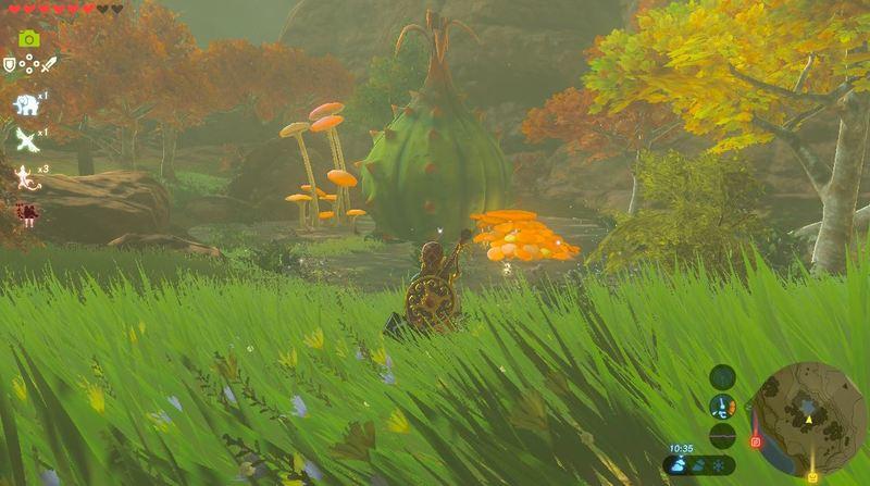 Fairy Keysa - Great fairy fountain Zelda Breath of the wild