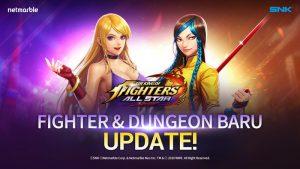 THE KING OF FIGHTERS ALLSTAR Hadirkan Mode GAMEPLAY Terbaru