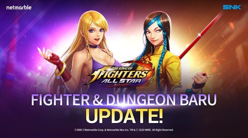 KING OF FIGHTERS Update September