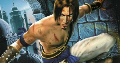 Prince of Persia Sand of Strom remake