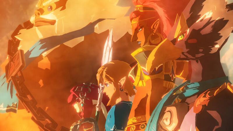 Hyurle Wariors Age of Calamity Zelda Prequel