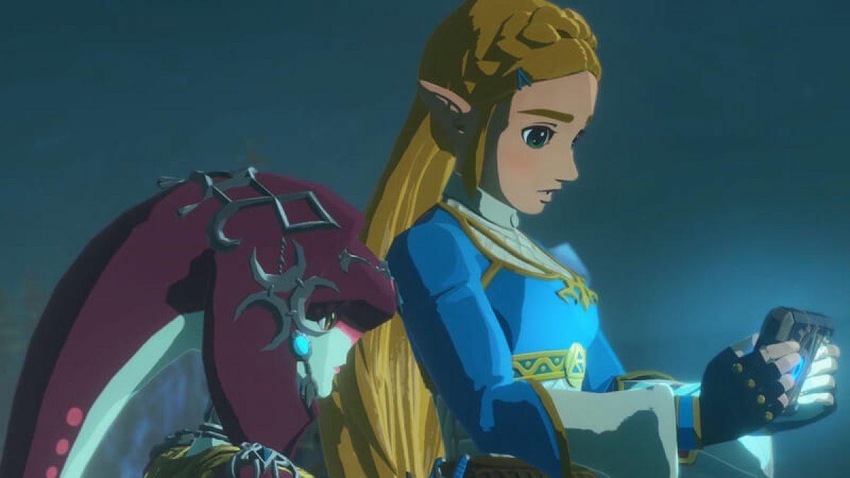 Hyrule Warriors Game Baru Prequel Dari Zelda Breath Of The Wild