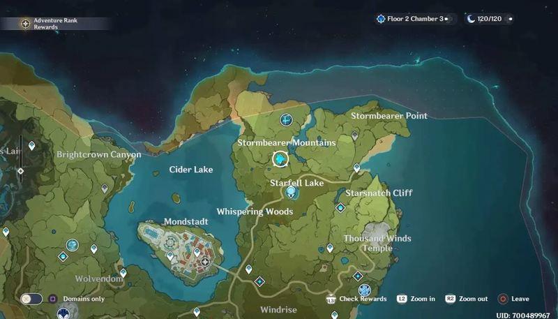 genshin-impact-pinecone-map