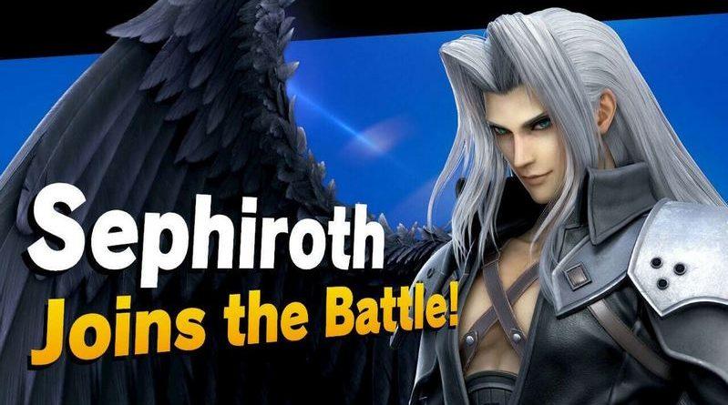 Landing-sephiroth