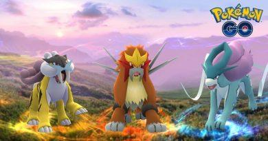 Kelemahan Entei Raikou Suicune Pokemon GO