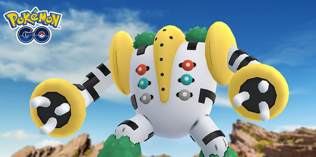 Pokemon Go – Regigigas Counter, Kelemahan dan Moveset Guide