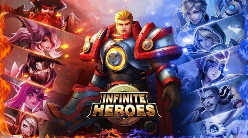 infinite-heroes-gift-code