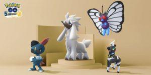 Pokemon GO – Dapatkan Furfrou Dan Membuka Semua Wujudnya!